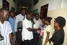 LEGON STUDENTS CHARMED AS BAWUMIA STORMS LEGON WITH YOUTH TOUR