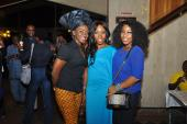 Omobola Johnson, Bola Adesola, Rita Dominic, Tunde Kelani, Olu Jacobs, Osas Ighodaro, Ebuka Obi-Uchendu, others step out for #TheWives