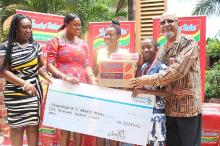 Marilyn Gyan Wins The 2014 Citi FM Write-Away Contest