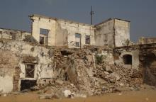 Help Save The Fort Prinzenstein At Keta