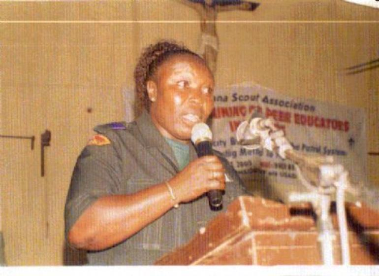 Ghana Scout @ 100-Let's Celebrate