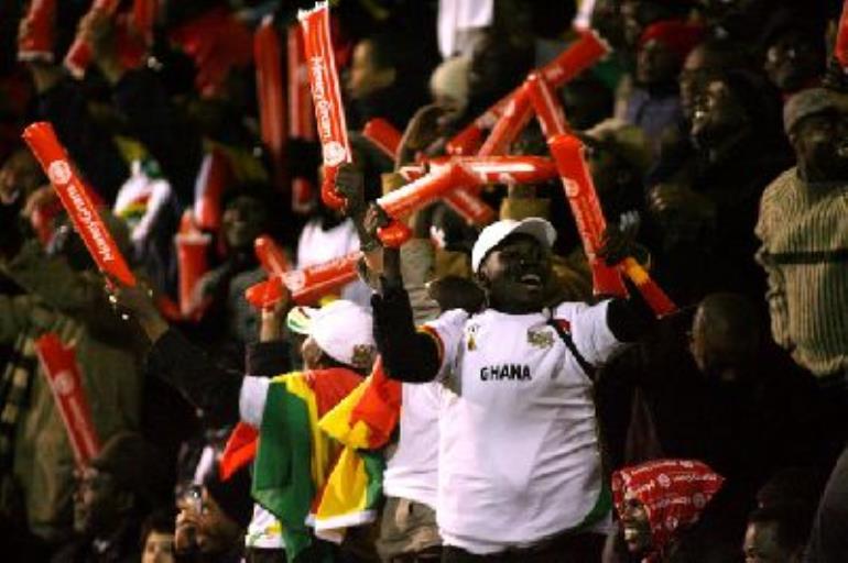 GHANA VRS NIGERIA. 6TH FEB.2007