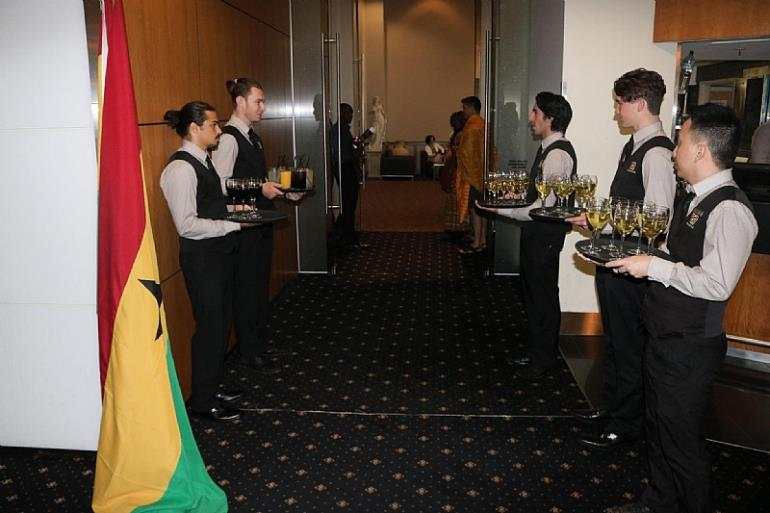 Ghanaians In Australia Celebrate Ghana's 61st Independence
