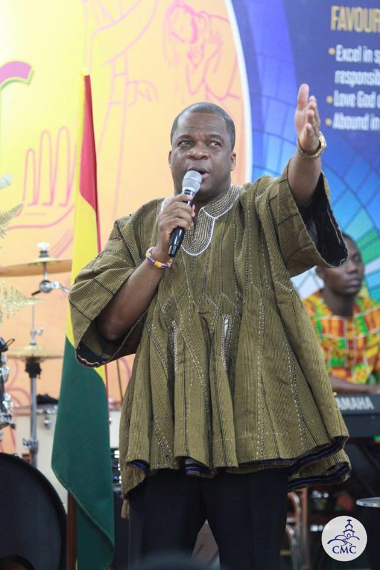 Stephen Wengam's Cedar Mountain Chapel Celebrates Ghana Day