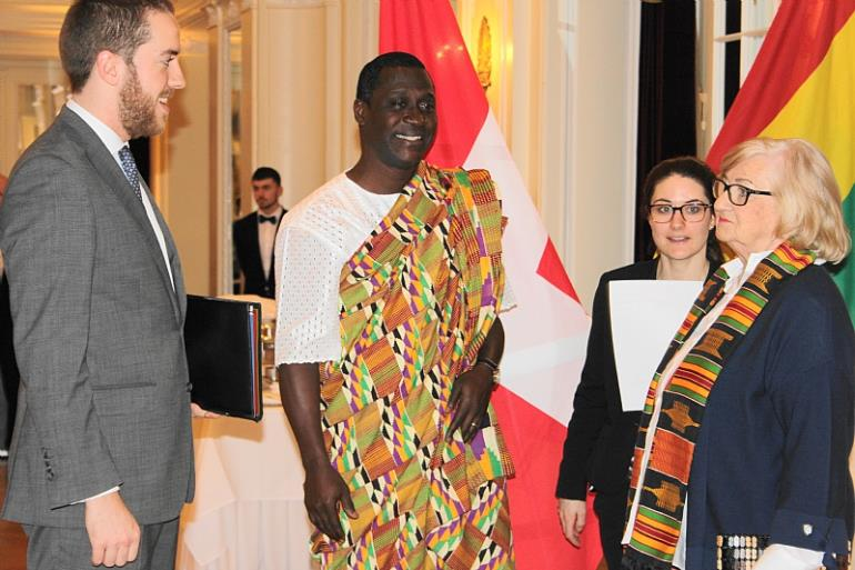 Ghana@61 Anniversary 06.03.2018 Bern Switzerland (1)