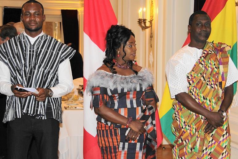 Ghana@61 Anniversary 06.03.2018 Bern Switzerland (40)