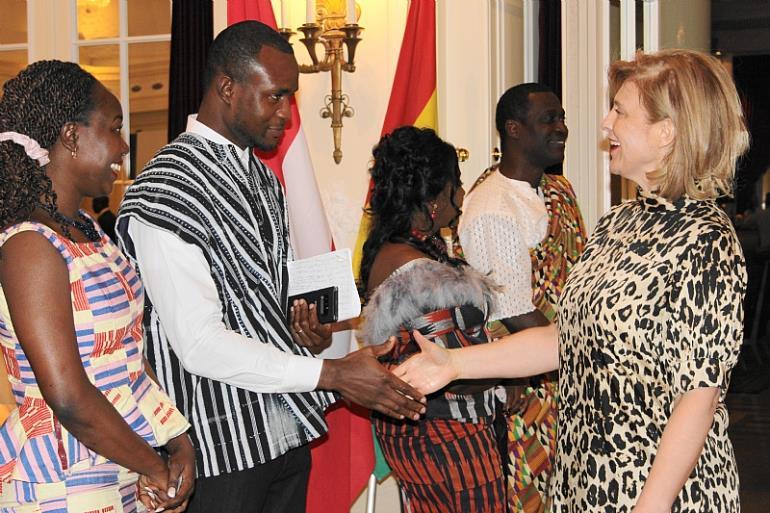Ghana@61 Anniversary 06.03.2018 Bern Switzerland (46)