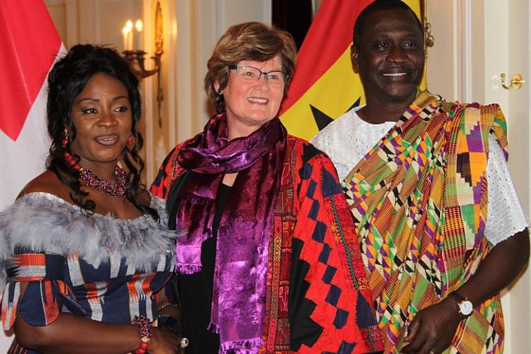 Ghana@61 Anniversary 06.03.2018 Bern Switzerland (53)