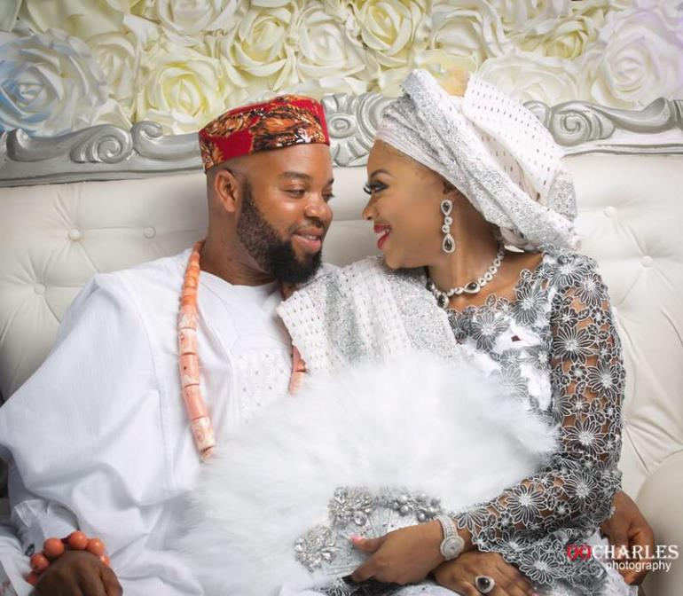 Producer Of Ije, Chineze Anyaene Gets Married To Her Beau