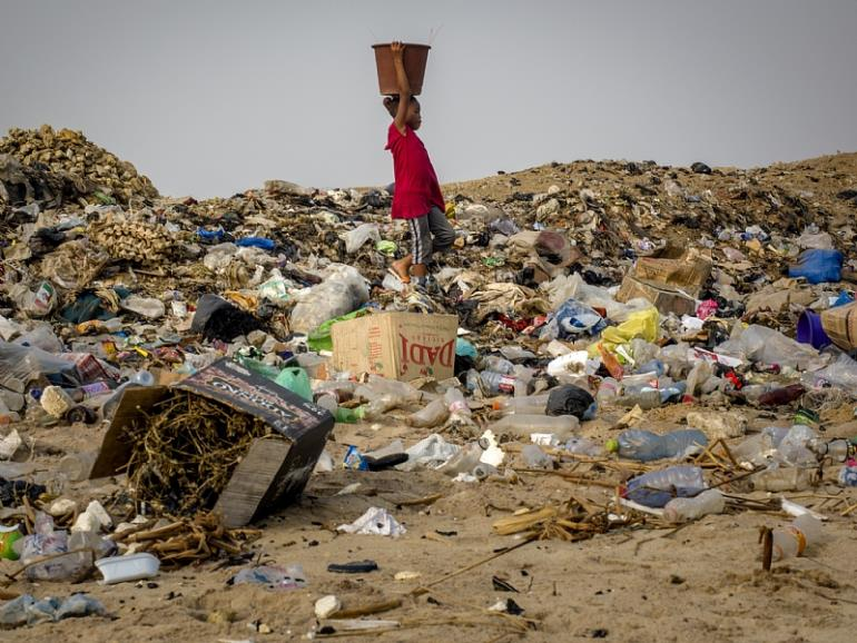 Plastic Punch To The Rescue Of Plastic Waste In Ghana