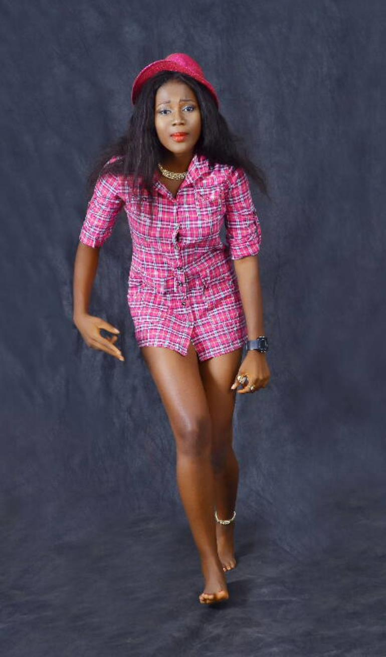 Sexy Photos From Miss P A.k.a Papa (@Papa9ja)