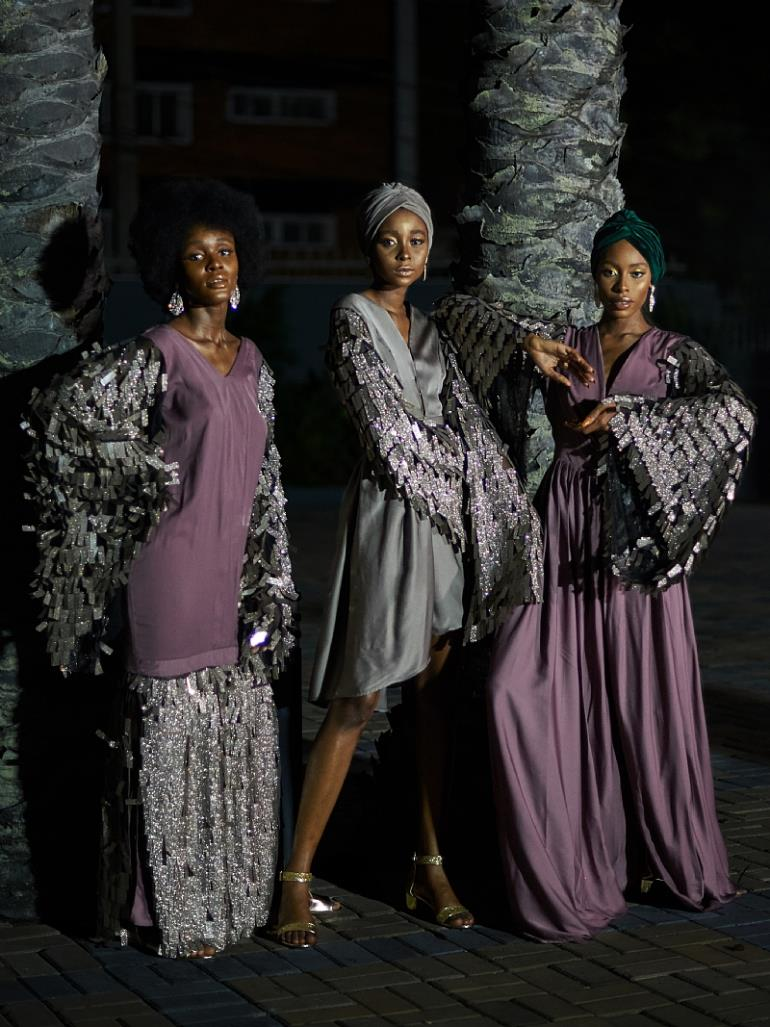 "Abayalagos Presents Aw18 Collection, ""cultured Arabica''"