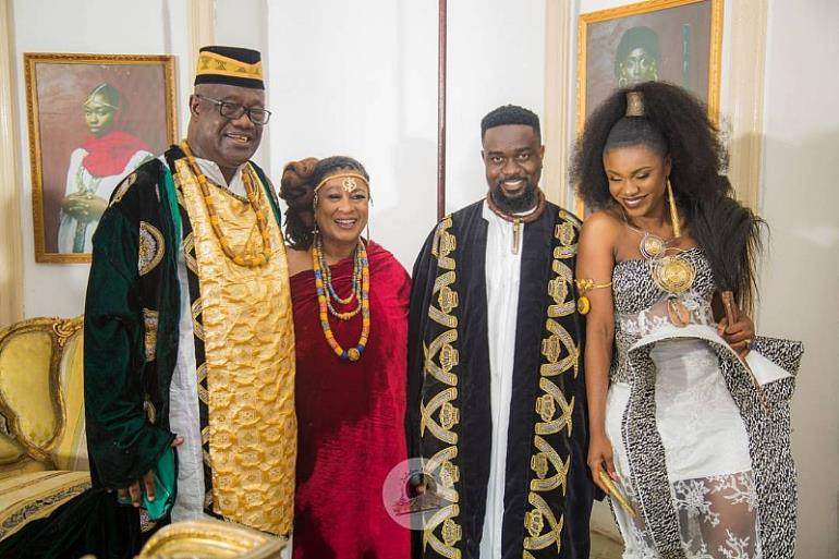 Becca Lines Up Sarkodie, Fritz Baffour, Paulina Oduro & Others In New Epic Video