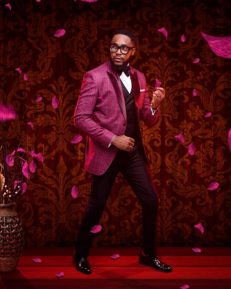 Model Turned Designer Damola Cruz Unveils Label Alan Cruzer; Drops 'the Bespoke Luxury Collection'