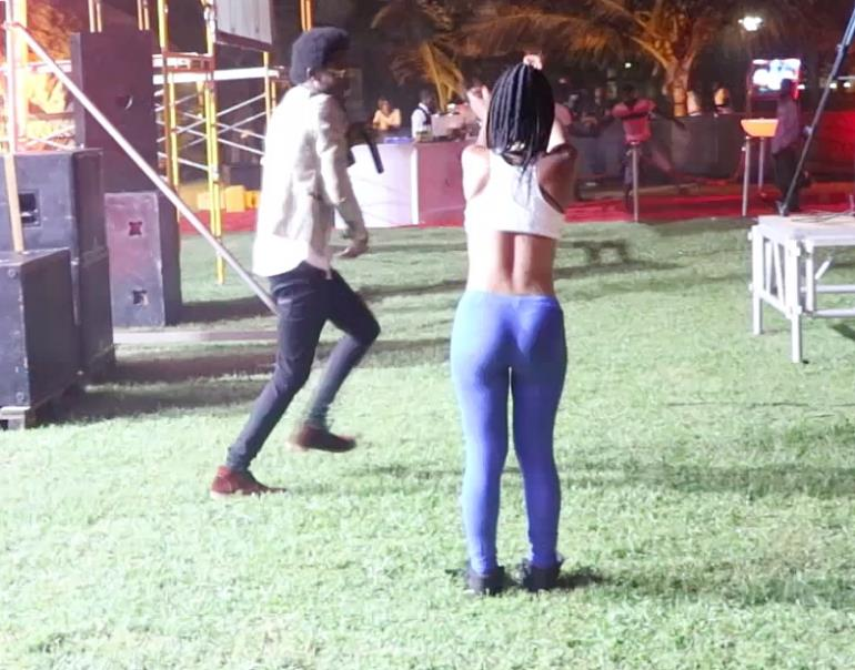 Vybrant Faya Performs With Big Booty Girl 16th Vgma Nominees Announcement And Grand Launch