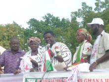 CPP IS THE ONLY PARTY THAT CAN BRING THE CHANGE GHANA NEEDS……………..DR SAKARA