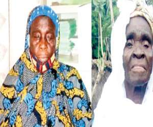 VICTIM! Hawa Yakubu, KILLED! Akua Denteh