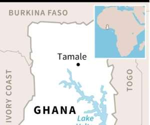 Two Canadian women were taken in Kumasi, Ghana's second city, after getting out of a taxi.  By Vincent LEFAI, Sophie RAMIS (AFP/File)