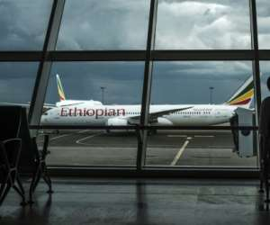 Ethiopian Airlines, the biggest carrier in Africa, has axed most of its scheduled flights because of the pandemic -- it is looking to cargo and charter trade to help fill the gap.  By EDUARDO SOTERAS (AFP)
