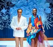 PRESENTING THE REMARKABLE JULIUS REUBEN LONDON COLLECTION SS 15 - 16