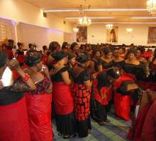 MOURNERS MOURN 45YEAR OLD NANA AMA ,ALIAS OPANKA,HANNOVER GERMANY.,
