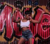 MAKING OF EAZZY'S NEW VIDEO -SOMETIN LOST