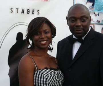 actor segun arinze and wife julie