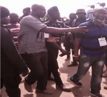 Disturbing Photos Of Political Violence In Talensi By-Election