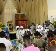 The Apostolic Church-Ghana Launches 80th Anniversary Celebrations