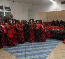 LOST ONE -LATE MR NICHOLAS OWUSU FUNERAL -HANNOVER GERMANY:;-