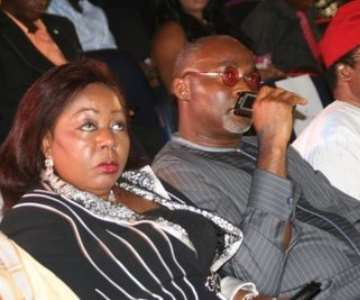 Florence Ita Giwa and RMD