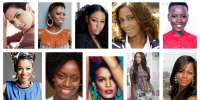 A look at our top 10 African women for 2013
