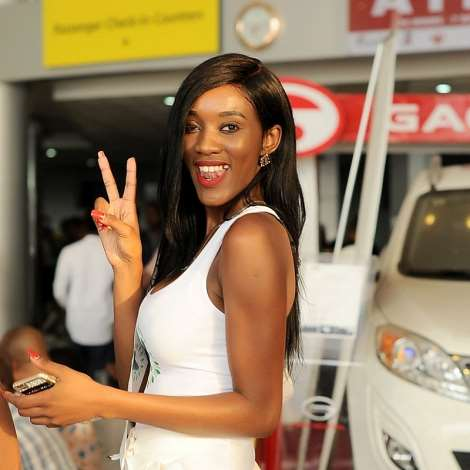 TOP CONTESTANTS ARRIVE CALABAR FOR MISS AFRICA 2016