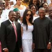 Actors & Musicians Congratulate President John Mahama