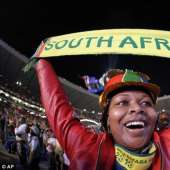 Some moments of FIFA 2010 World Cup in South Africa