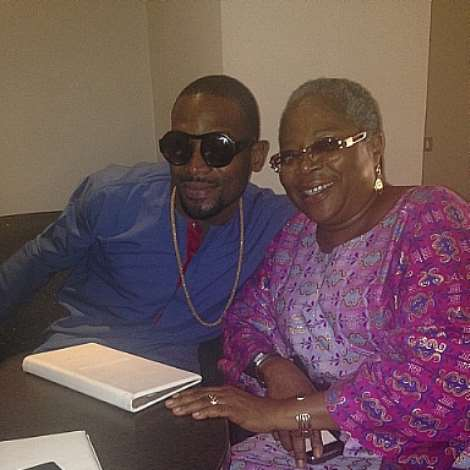 New Video Alert! Dbanj's Video For Soundtrack Of  Half Of A Yellow Sun