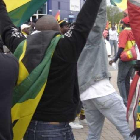 Ghana vs Jamaica