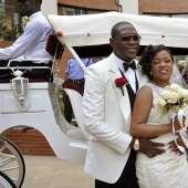 Society honours OBJ as son, Bisoye, weds in Abeokuta