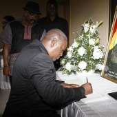 President Mahama's First Day In Office & Others