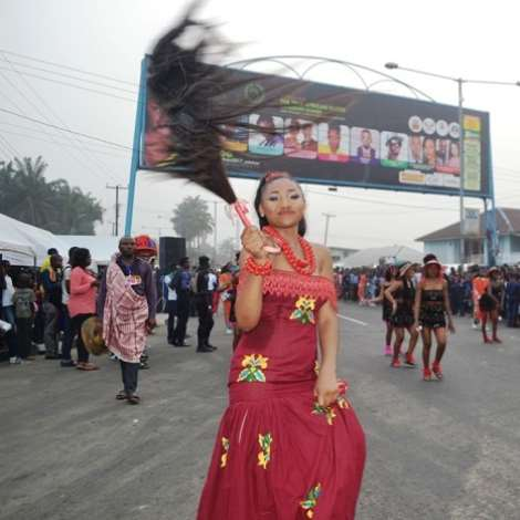 Adaimo Judith Orisaekeziem: Why We Wanted More Than 12.5km At 2017calabar Carnival