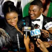 NOLLYWOOD CELEBRATES OMOTOLA