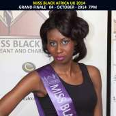 Meet the 2014 finalists for Miss Black Africa UK