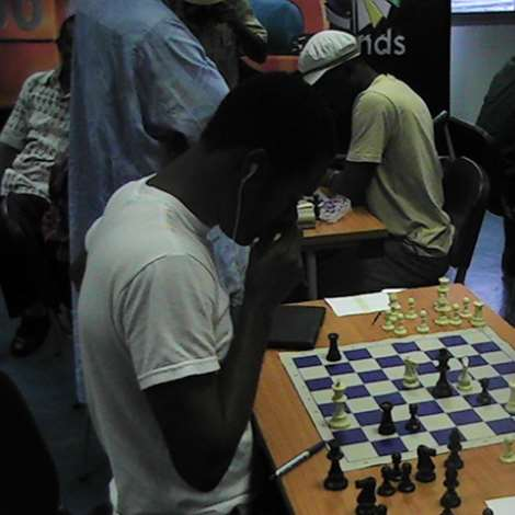 REISSO& CO 2ND PRESIDENTS'S OPEN CHESS TOURNAMENT