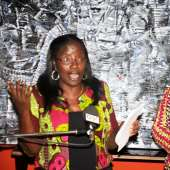 2nd Lady Promotes Culture Of Arts In Ghana