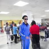 Chip Arrives Nigeria For Fire Of Zamani Concert