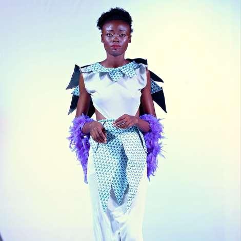 Dami Rose Accra Fashion Week 2016 (16)