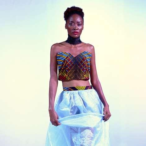 Dami Rose Accra Fashion Week 2016 (10)