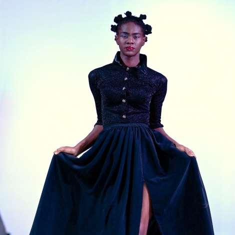 Dami Rose Accra Fashion Week 2016 (5)
