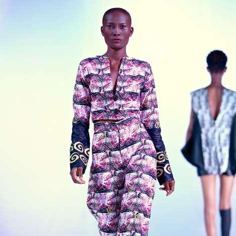 Dami Rose Accra Fashion Week 2016 (9)