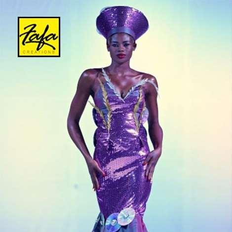 FAFA Creations Set Trends At Accra Fashion Week Fashion Show